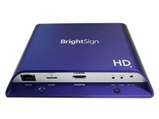 BrightSign 【キャンセル不可商品】デジタルサイネージプレーヤー ベーシックインタラクティブ対応 HD224 BS/HD224
