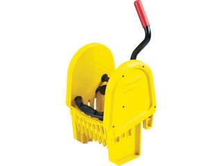 Rubbermaid/ラバーメイド ウェイブブレイクモッピングシステム モップ絞り器 RM757579YL