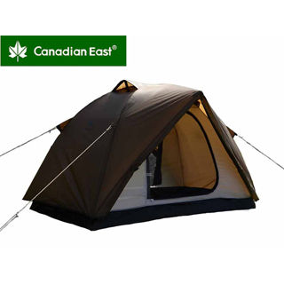 Canadian East/カナディアンイースト CETN3001 カナディアンイースト グリーンレーベル ツーリングドーム 【1人用】(チョコレート)