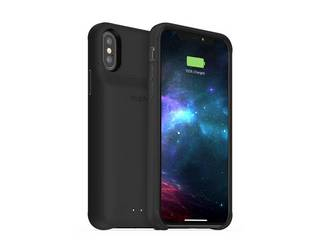 ZAGG ワイヤレス 充電 ケース mophie juice pack Access Apple iPhone XS (Black) 401002831