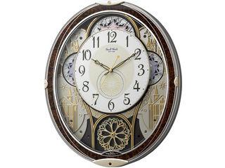 Small World/スモールワールド 4MN539RH23 【スモールワールドノエルN】 電波からくり時計 一方向回転飾り付 /メロディ 【RPS160324】