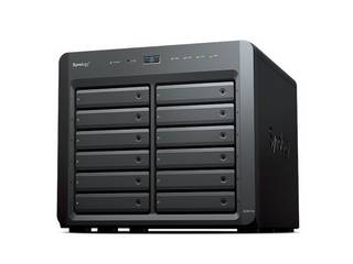 Synology DiskStation DS3617xs Intel Xeon D-1527 クアッドコア 2.2GHz CPU搭載12ベイNAS