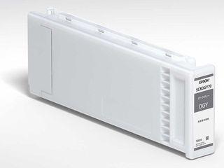 EPSON/エプソン SureColor用 インクカートリッジ/700ml(ダークグレー) SC8DGY70