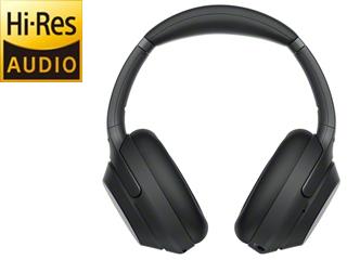 SONY/ソニー ワイヤレスノイズキャンセリングステレオヘッドセット ブラック WH-1000XM3B