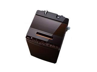 【標準配送設置無料!】 TOSHIBA/東芝 【まごころ配送】AW-12XD7(T) タテ型洗濯乾燥機 ZABOON 【洗濯・脱水12kg】グレインブラウン
