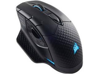 CORSAIR/コルセア 【最大解像度16.000dpi】Qi充電対応ワイヤレスゲーミングマウス DARK CORE RGB SE ブラック CH-9315111-AP