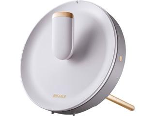 BUFFALO/バッファロー 11ac対応トライバンド無線LANルーター WTR-M2133HP-PR パールローズグレージュ