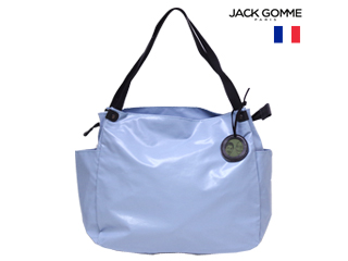 Jack Gomme/ジャックゴム フランス製 0002 1566LEVANT トートバッグ OPALE ポーチ付