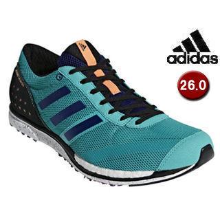 【在庫限り】 adidas/アディダス ■BB7733 adizero takumi sen 3 【26.0cm】 (ハイレゾアクアF18×ミステリーインクF17×コアブラック)