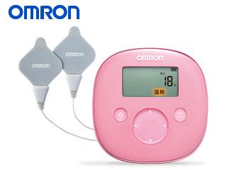 【nightsale】 OMRON HV-F320-PK 温熱低周波治療器 (ピンク)
