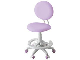 KOIZUMI/コイズミ 【Lovely Chair/回転ラブリーチェア】CDY-576PR パープル