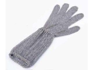 ロングカフ付 メッシュ手袋5本指/L LC-L5-MBO(3)