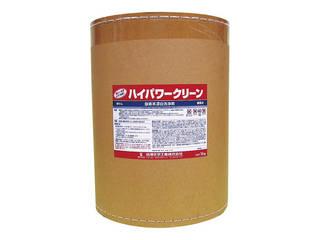 酸素系漂白洗浄剤 ハイパワークリーン  16kg