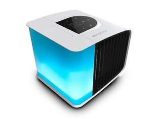 寝室や子供部屋等での使用に最適/持ち運び簡単!! ビーラボ パーソナルクーラー 「evaSMART(エヴァスマート)」 EV-3000 1台で冷却・加湿・空気清浄が行えるエコなパーソナルクーラー! アプリでさらに快適な暮らしを演出!!