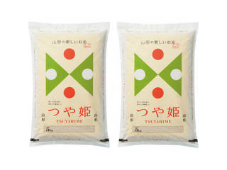 山形県産 つや姫(10kg)  YT5-2D