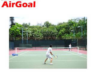 Air Goal/エアゴールジャパン AGT88 エアネットテニス 【メディア紹介】【空気式サッカーゴール】【持ち運び】【試合・練習・イベント】【お子様】【安全】【設置簡単】 【当社取扱いのエアゴール商品はすべて日本正規代理店取扱品です】