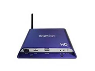 BrightSign 【キャンセル不可商品】デジタルサイネージプレーヤー ベーシックインタラクティブ対応 WiFi内蔵 BS/HD224W