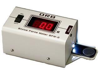 ORB/オーブ SFM-2 オーディオ用デジタル針圧測定器