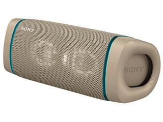 SONY ソニー SRS-XB33-C(ベージュ) ワイヤレスポータブルスピーカー