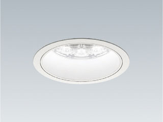 ENDO/遠藤照明 ERD2155W-P ベースダウンライト 白コーン 【広角配光】【温白色】【PWM制御】【Rs-9】