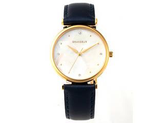 GRANDEUR GRANDEUR レディース腕時計 モザイクシェルウォッチ ESL079W2