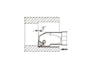 KYOCERA/京セラ 内径加工用ホルダ S20Q-PTUNR11-25