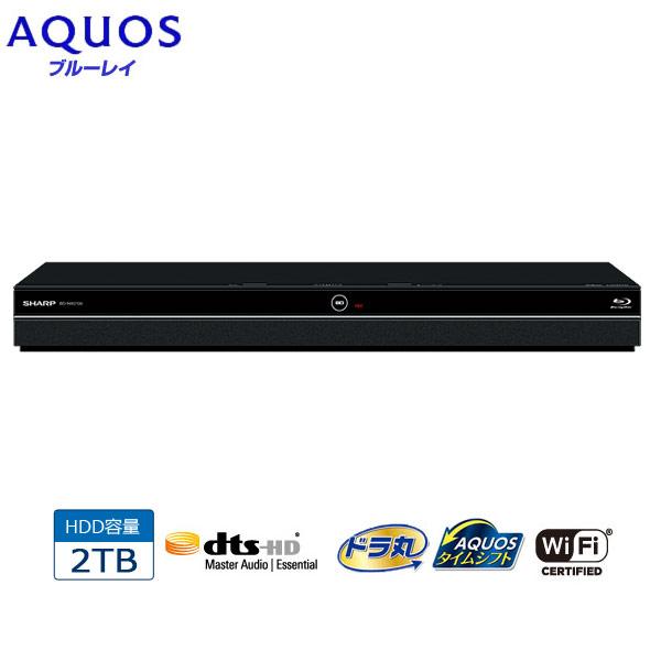 SHARP/シャープ BD-NW2100(ブラック) AQUOS/アクオスブルーレイ 2TB