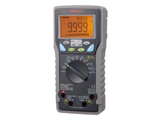 sanwa/三和電気計器 PC720M デジタルマルチメータ/高確度・メモリ付(パソコン接続)