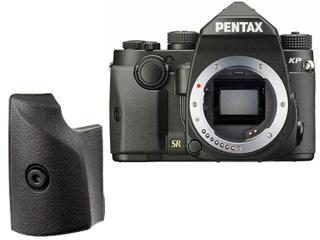 PENTAX/ペンタックス KPボディキット(ブラック)+O-GP1671 グリップMセット 【kpset】