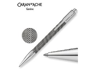 CARAN dACHE/カランダッシュ 【Varius/バリアス】アイバンホー シルバー ボールペン 4480-014