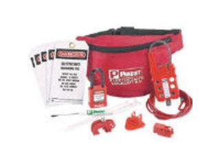 Panduit/パンドウイットコーポレーション 電気技術者向けロックアウトキット PSL-PK-EA