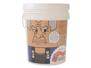 オンザウォール ひとりで塗れるもん(室内用塗り壁材) 壁次郎(頑固ブラウン) 22Kg 550199