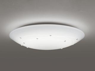 【nightsale】 ODELIC SH8256LDR LEDシーリングライト 【~12畳】【電球色~昼光色】※リモコン付属