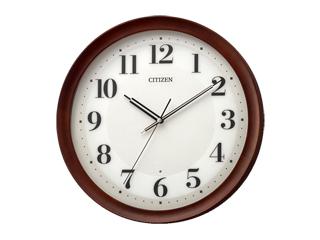 CITIZEN/シチズン 8MY554-006 アナログ掛時計 電波時計