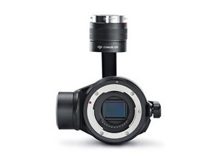 DJI CP.ZM.000517 Zenmuse X5S Gimbal and Camera (Lens Excluded) 【お得なセットもあります!】