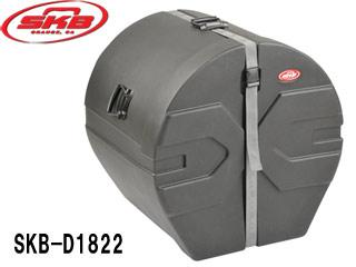 SKB SKB-D1822 バスドラムケース 【22×18】