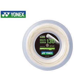 YONEX/ヨネックス MTG1302-11 硬式テニスストリング MULTI-SENSA130 ロール240m/マルチセンサ130 ロール240m (ホワイト)