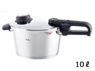 フィスラー フィスラー 18-10 プレミアムプラス圧力鍋 10L(92-10-00-511)