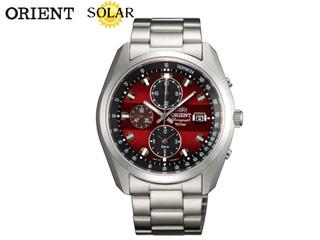 ORIENT/オリエント 【WV0031TY】 オリエント 腕時計 ソーラー クロノグラフ NEO70'S Horizon 【MENS/メンズ】