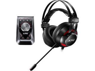 ADATA/エーデータ EMIX H30ゲーミングヘッドセット + SOLOX F30アンプ バーチャル7.1サラウンドサウンド EMIX H30 SE