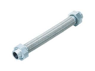 NFK/南国フレキ工業 ユニオン無溶接式フレキ ユニオンFCMB 32A×1000L NK110-32-1000