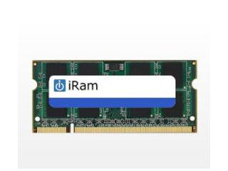 iRam Technology Mac用メモリ PC2-6400 4GB SO-DIMM 200pin IR4GSO800D2
