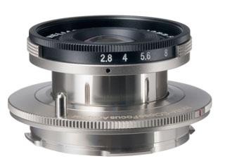 COSINA/コシナ HELIAR 40mm F2.8 ヘリアー フォクトレンダー