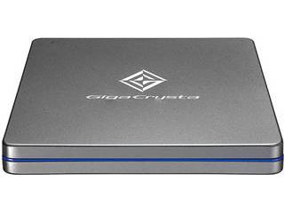 PCゲーム向け 高速化 耐衝撃 耐振動 無音 軽量 アルミボディ GigaCrystaPhantom ギガクリスタファントム PlayStation4 PS4 プレステ4 I・O DATA/アイ・オー・データ USB 3.1 Gen 1(USB 3.0)対応ポータブルSSD 1TB GigaCrysta E.A.G.L ギガクリスタイーグル SSPX-GC1T