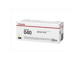 CANON/キヤノン LBP712Ci用トナーカートリッジ040 イエロー CRG-040YEL