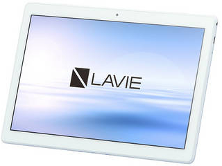 NEC 10.1型Androidタブレット LAVIE Tab E TE410/JAW PC-TE410/JAW ホワイト 単品購入のみ可(取引先倉庫からの出荷のため) 【クレジットカード決済、代金引換決済のみ】