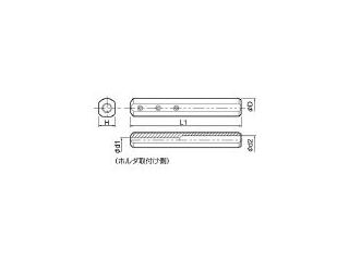 KYOCERA/京セラ 内径加工用ホルダ SH0516-100
