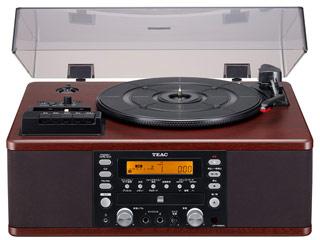 TEAC/ティアック LP-R560K ターンテーブル/カセットプレーヤー付CDレコーダー
