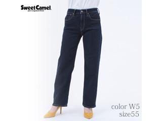 Sweet Camel/スイートキャメル ハイパワーストレッチdenimsta/ワイドストレート【W5=ワンウォッシュ/size 55】■(SC5384)