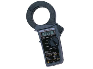 KYORITSU/共立電気計器 キュースナップ 2413F 漏れ電流・負荷電流測定用クランプメータ